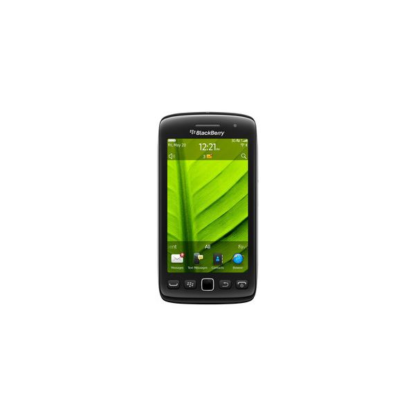 Blackberry Torch 9860 interface
