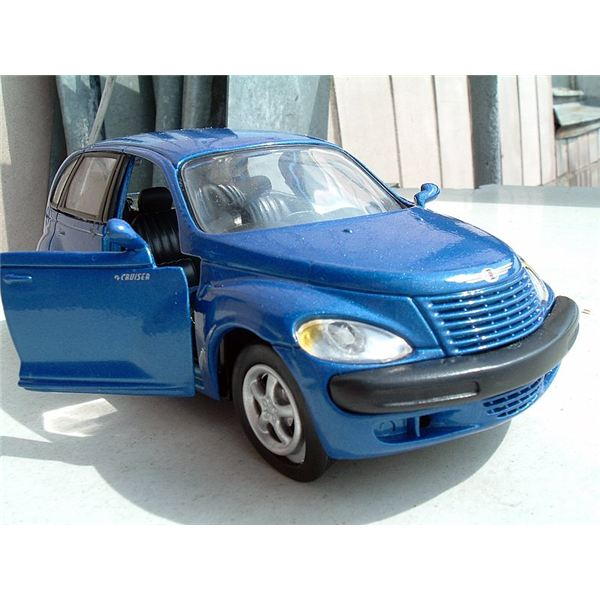 Learn about the PT Cruiser with this business requirements gathering example