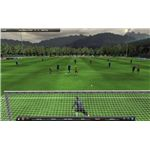 FIFA Manager 10 allows you to watch the action unfold form a variety of pitch side cameras