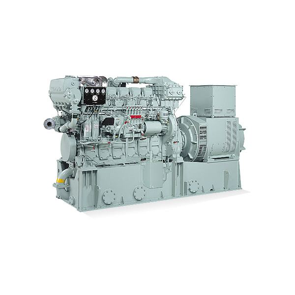 2 Stroke Main Propulsion Engine 4 Auxiliary Power Generator