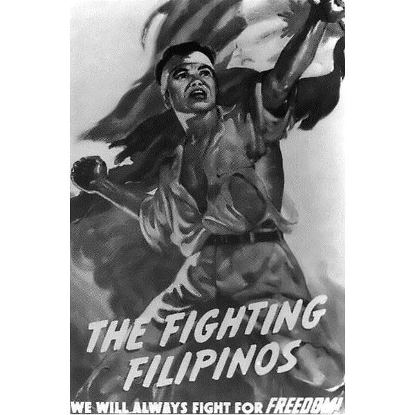 398px-Propaganda poster depicts the Philippine resistance movement