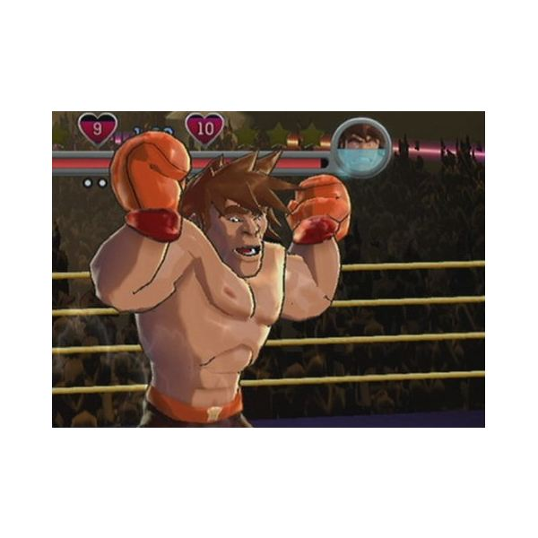Mike Tyson has nothing on Mr. Sandman and Little Mac is about to beat him again