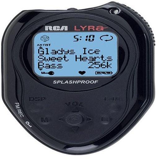 RCA Lyra RD2217