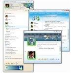 Windows Live Messenger - Drag and Drop File Share