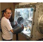 673px-Argonne's Tribology Lab - Nitrogen Glovebox