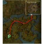 The Bear Hunters Map Guild Wars