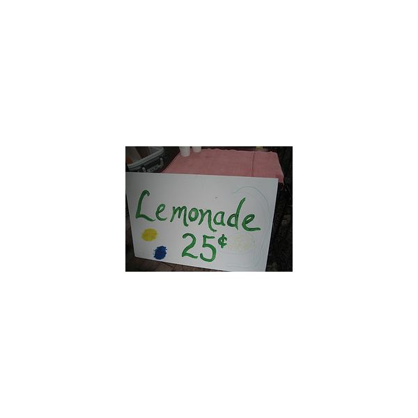 Lemonade Stand Ideas: Standing Out for More Profit