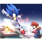 Sonic the Hedgehog vs. Mario