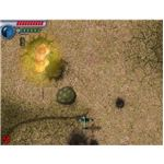 Flying Steel is a top down browser-based shoot em up