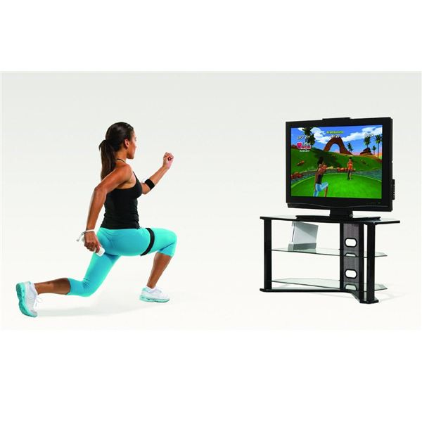 EA Sports Active 2 in use