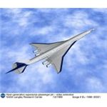 A proposed design of the Boeing 2707 that never materialised