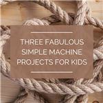 Three Fabulous Simple Machine Projects