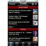 Time Mobile iPhone App