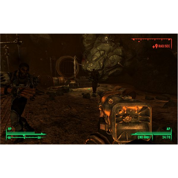 Fallout 3: The Pitt - The Foolish Bear Brother Brought Claws to A Gunfight
