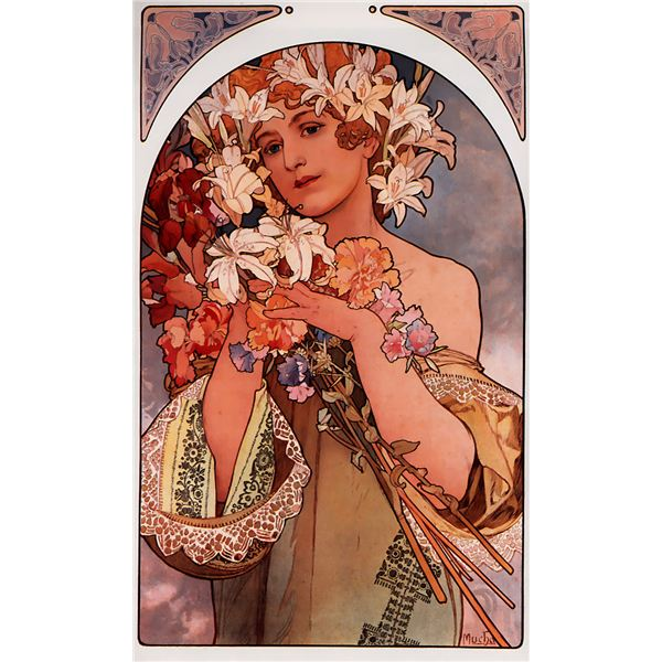 Fun February Art Project for Middle School: Create an Art Nouveau Valentine