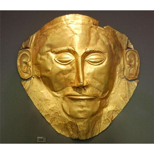The Masque of Agamemnon - from Wikimedia Commons