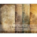 rust textures by Princess of Shadows