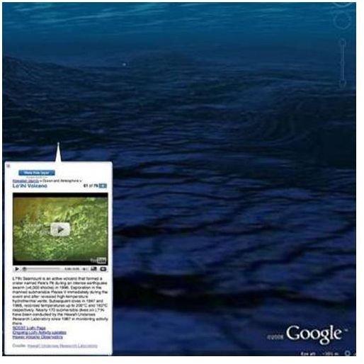 Google ocean