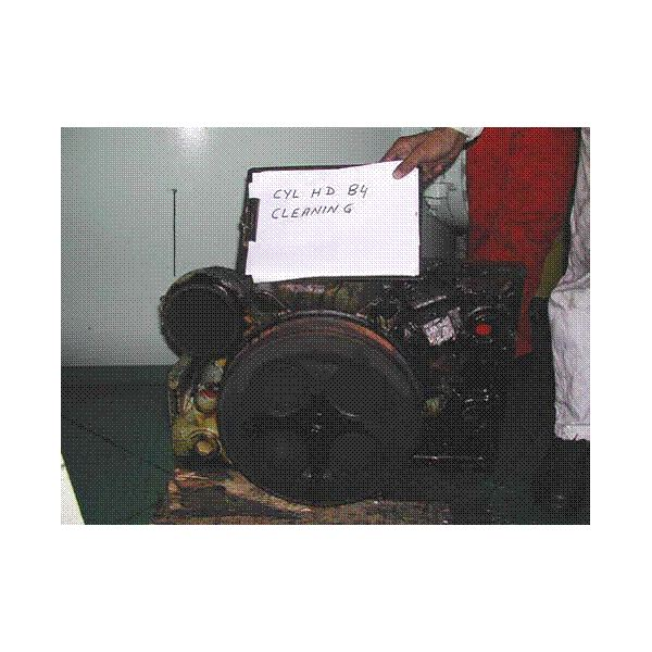 Marine decarb - To free the auxiliary generator engine of