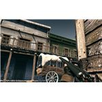 Call of Juarez: Bound in Blood - The Action is All Around You After You Capture the Gatling
