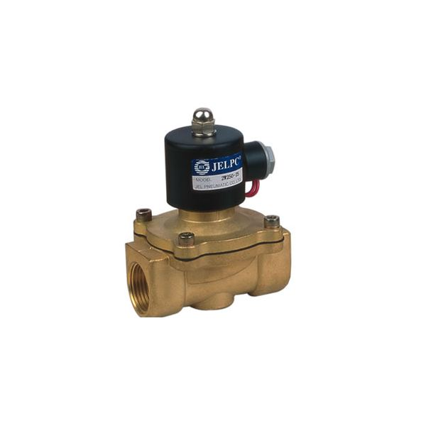 Commonly used solenoid valve