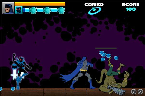 Batman Dynamic Double Team