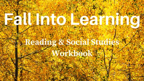 Fall Fun Reading & Social Studies Workbook for Primary Grades