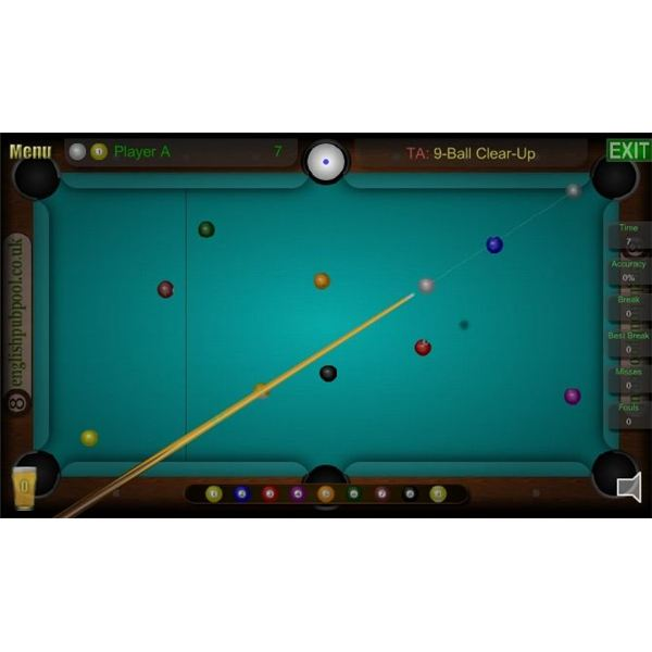 Free Online Sports Games - Pool And Boxing