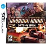 Advance Wars: Days of Ruin cover