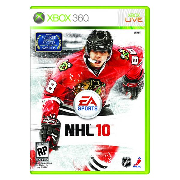 NHL 10 for the Xbox 360 Review - Best Hockey Game To Date
