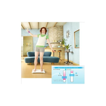 Wii Fit Balance Test