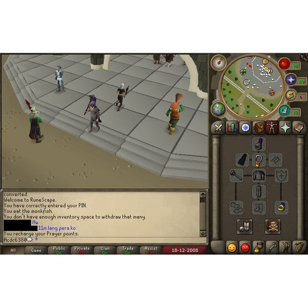 Pking Spot and Inventory 2