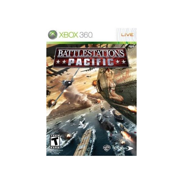 Xbox 360 Gamers Battlestations Pacific