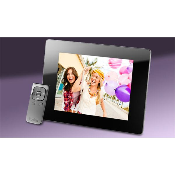 Kodak Preloaded Digital Photo Frame