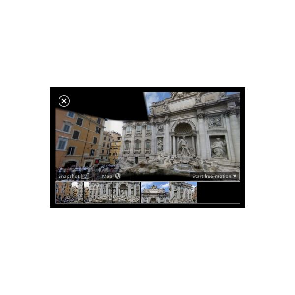 Create a 360* panorama with Ztitch!