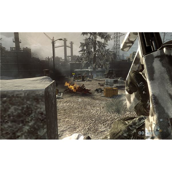 Call of Duty: Black Ops Walkthrough - WMD - Taking Control of Steiner's Lab