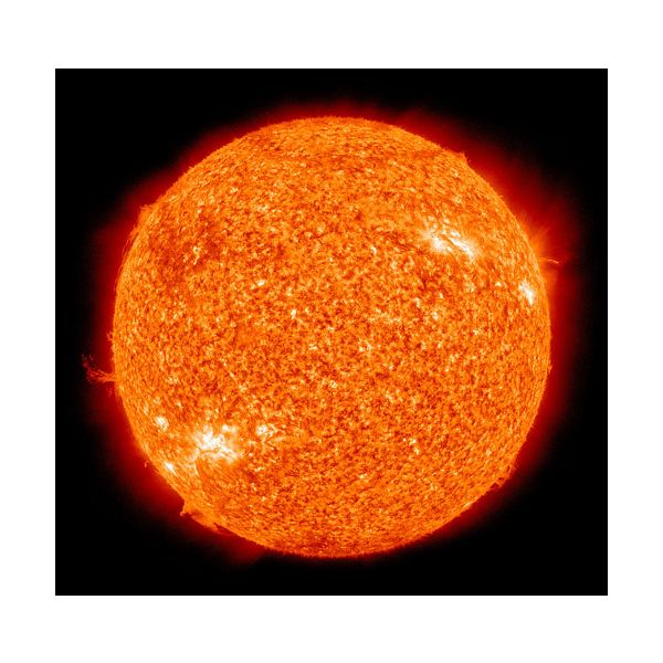 STEREO Images of the Sun - Learn About the Solar Terrestrial Relations Observatory or STEREO