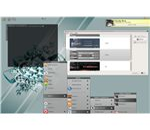 Fluxbox Desktop