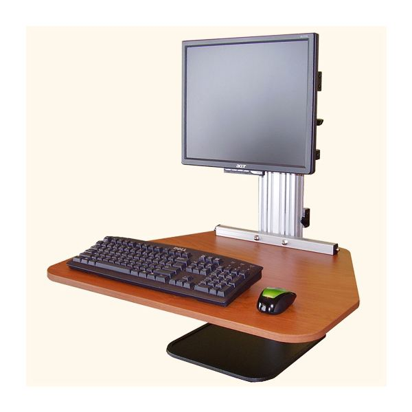 Sit Stand Desk Top Stand from Ergo in Demand