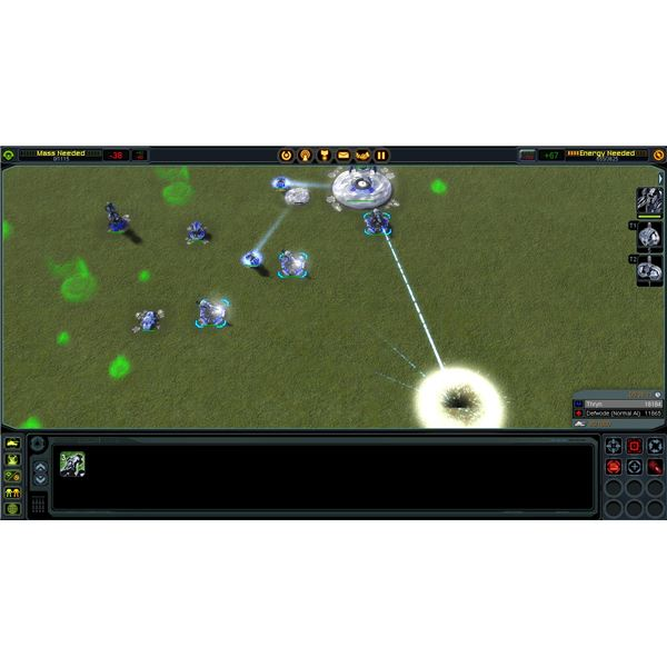 Supreme Commander Tactics 3