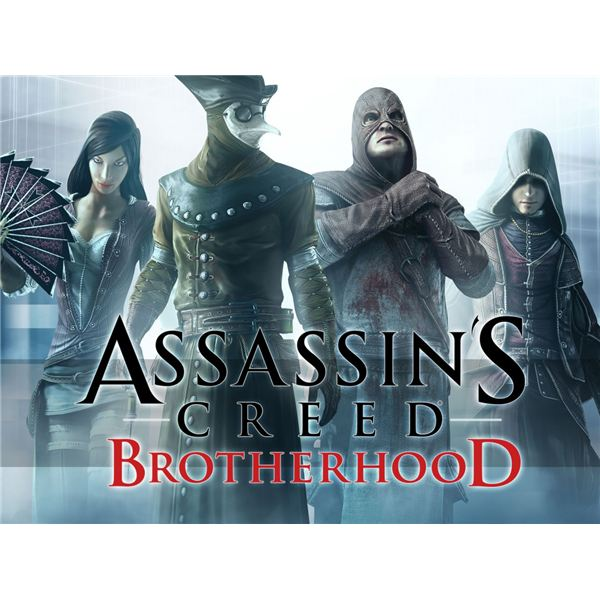 Best Sites for Assassins Creed Brotherhood Wallpaper