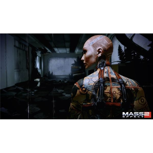 Mass Effect 2 Characters: Jack