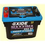 Exide Deep Cycle Battery