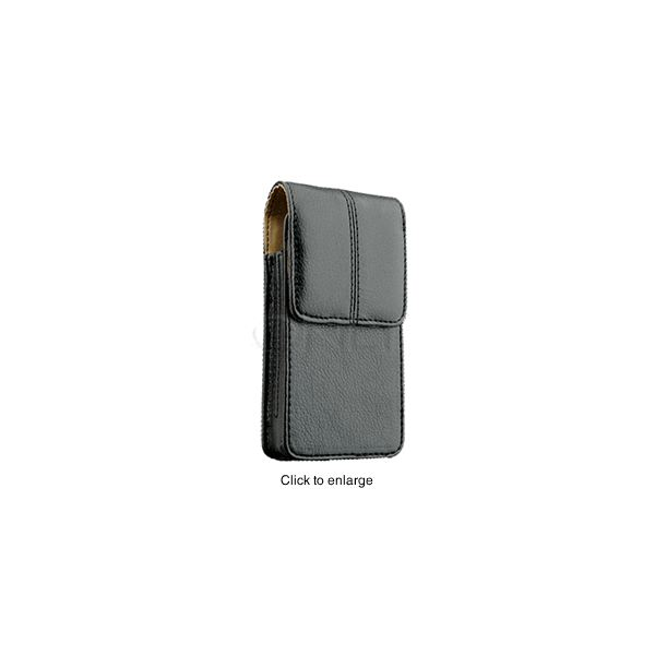 Vertical Leather Pouch for LG Xenon