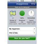 Mappiness tracks information about you