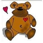 cute-valentinesday-graphics-kids-brown-bear-heart