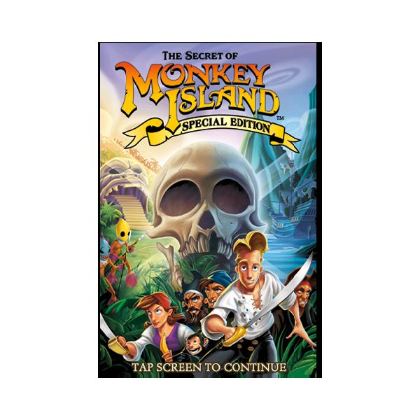 The Secret of Monkey Island Walkthrough: The Three Trials
