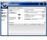 Digital Shredder Interface