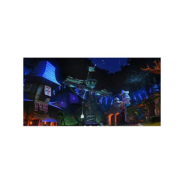 Epic Mickey Ventureland Area