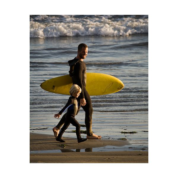 Green and Eco-friendly Surfing